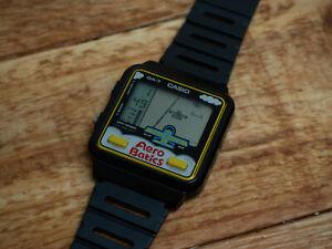 Casio Game watch Aero Batics GA-7