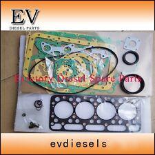 For Kubota tractor engine V1902 full cylinder head gasket kit