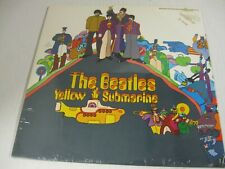 THE BEATLES yellow submarine LP CAPITOL PROMO sw 153 70s press MINT! SEALED!