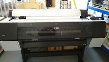 "EPSON STYLUS PRO 9890 Large Format Printer 44"" Printer with Epson Inks Installed"