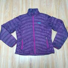 PATAGONIA BETTER SWEATER GOOSE DOWN INSULATED JACKET WOMENS L