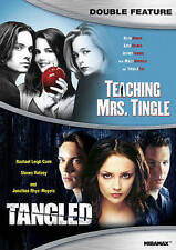 Teaching Mrs. Tingle / Tangled - Double Feature DVD, New DVDs