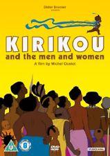 Kirikou And The Men And Women [DVD][Region 2]