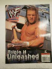 WWF - November, 2000 Back Issue