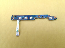 Sony Vaio SVE171A11M SVE171 BTN LED BD Power Button / Function Board (SWX-387