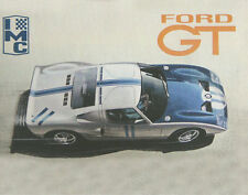 Vintage IMC Ford GT40 1964 Le Mans 8 X 10 Art Print for Framing