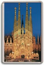 FRIDGE MAGNET - SAGRADA FAMILIA - Large Jumbo - Spain Barcelona