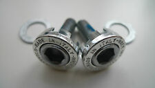 Vintage 80's 90's NOS Campagnolo Crank Bolts washers x 2  4  Colnalgo Bianchi