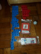 Reading Rods Phonics & Word Building Kit Early Literacy Language Skills Develop