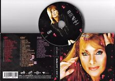 COFFRET DIGIPACK 2 CD 35T + DVD JULIE PIETRI L'AMOUR EST EN VIE BEST OF 2014 TBE