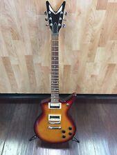 Dean Sunburst European Custom Select Czech Republic Electric Guitar