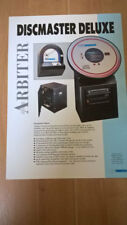 Arbiter Discmaster Deluxe Jukebox Sales Brochure / Flyer / Pamphlet