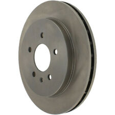 Disc Brake Rotor-Base Rear Centric 121.62071