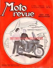 MOTO REVUE 1381 NSU 250 Max PUCH 175 SV SG LUCER Auto-Desolite ROYAL ENFIELD