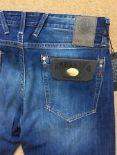 """REPLAY BILLSTRONG Men's Stretch Classic Fit Blue Jeans, W33"""", L31"""", £145"""