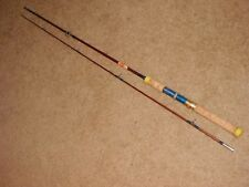 Vintage Sportsman Custom P1585 Rainbow Spinning Rod made in Usa