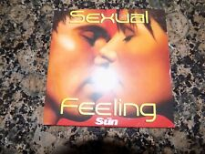 CD SEXUAL FEELING  10 TRACKS COMPILATION  ( PROMO DISC)