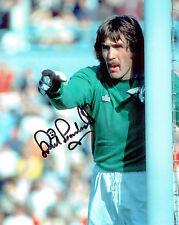 Phil PARKES Signed Autograph West Ham United Legend 10x8 Photo A AFTAL COA