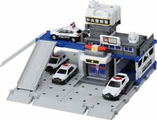 TAKARA TOMY JAPAN TOMICA TOWN Build City Japanese Central Police Station
