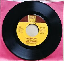 "EDDIE KENDRICKS Shoeshine Boy / Hooked On Your Love 45 7"" TAMLA Records SOUL"