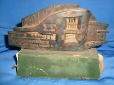 Old Vintage Metal Cinema Theatre Trophy from India 1970