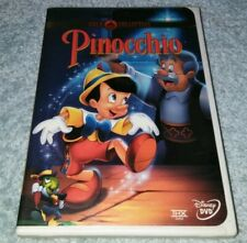Pinocchio Disney Gold Classic Collection DVD