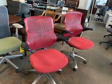 Chair By Knoll Generation In Red Color