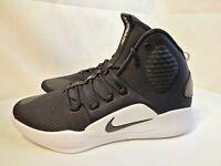 NEW Nike Hyperdunk X TB Black White Basketball Shoes AT3866-001 Men's Size 11