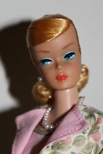 European Vintage Barbie Swirl Ponytail