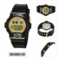 BRAND NEW BG-6901-1D Black Casio Baby-G Lady's Digital Watches