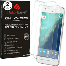 TECHGEAR Tempered Glass Invisible Screen Protector for Google Pixel
