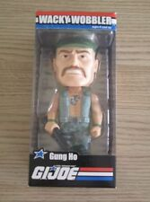 Gung Ho - GI JOE Funko Wacky Wobbler , Bobblehead - New In Box - G.I