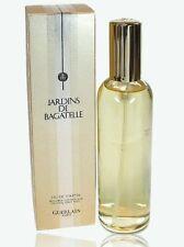JARDINS DE BAGATELLE BY GUERLAIN FOR WOMEN-EDT-SPR-3.1 OZ-93 ML-AUTHENTIC-FRANCE