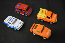Micro Machines Various Vehicles YOU PICK Emergency Vehicles Ambulance Police