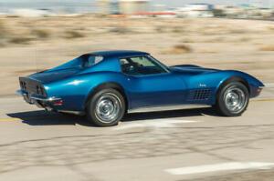 """Fender Flares for Chevrolet Corvette C3 Stingray Wide Body Kit 2.75"""" + 3.5"""" set"""