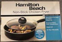 Hamilton Beach Non-Stick Chicken Fryer