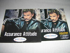JOHNNY HALLYDAY PUBLICITE CREDIT MUTUEL