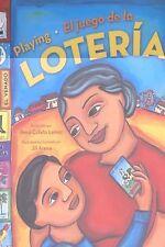 Playing Loteria / el juego de la Loteria by René Colato Laínez (2006, Paperback)