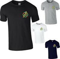 Autism Awareness T-Shirt,Avengers Logo Marvel Comics Puzzle Piece Adult Kids Top