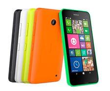 "Nokia Lumia 630 N630 Single&Dual Sim 3G 4.5"" 8GB Unlocked Original CellPhone"