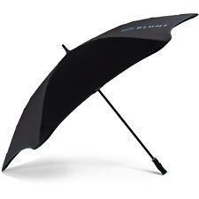 3 x Blunt Sport Umbrellas - Black / Blue - NEW