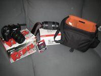 Canon EOS Rebel Canon EOS Rebel T3 12.2MP Digital SLR Camera - Black (Kit w/ EF-