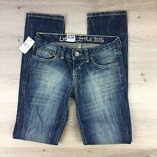 LTB Low Rise Straight Leg Aspen Antique Wash Women's Jeans Size 26/32 NWT (EE3)