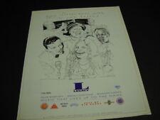 Columbia 1994 Promo Poster Ad Janis Joplin Miles Davis Robert Johnson Sinatra