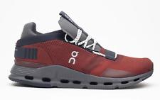 ON RUNNING CLOUDNOVA OX BLACK 26.99678 Size 8 - 12 BRAND NEW