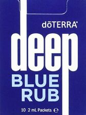 doTerra Deep Blue Rub Samples 30 packs of 2ml (3 Box) ** sore muscle relief NEW