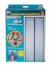 IIT-07920 Magnetic Mesh Hands-Free Door Screen