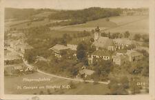 AK aus St.Georgen am Ybbsfeld, Fliegeraufnahme,  Niederösterreich   (A5)