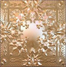 WATCH THE THRONE [EXPLICIT] CD JAY Z KANYE WEST BRAND NEW SEALED