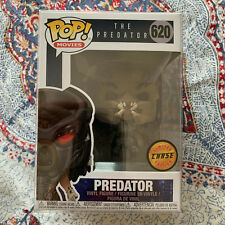 FUNKO Pop! Vinyl **CHASE** The Predator Unmasked Fugitive RARE - NAME MISPRINT -